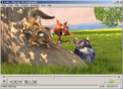 VLC Media Player 0.9.8a