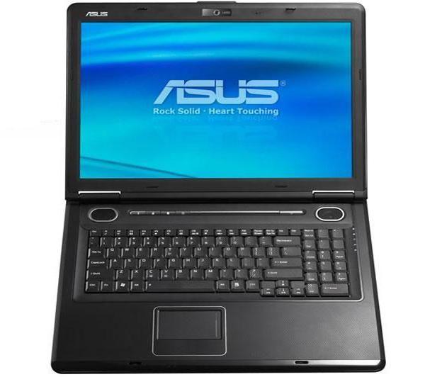 Asus X71SR  Notebookcheckcom Externe Tests