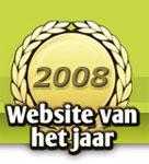 Website van het Jaar 2008