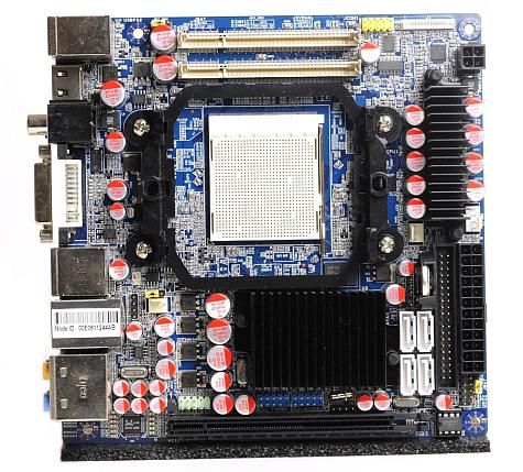 Minix 780G-SP128MB bovenzijde 475