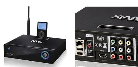 Mvix PRV HDD