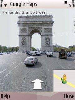 Google Maps Mobile 2.3