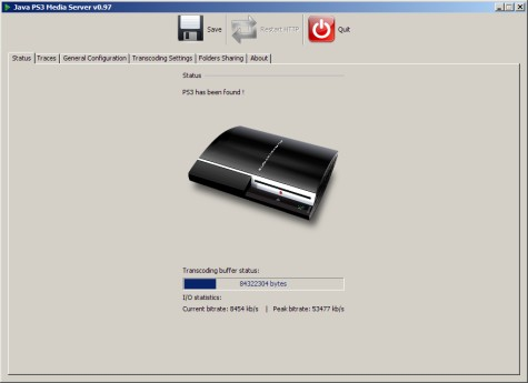 PS3 Media Server - small