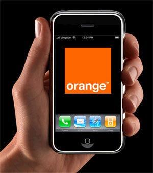 iPhone 3G Orange Frankrijk