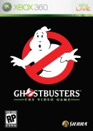 Ghostbusters packshot