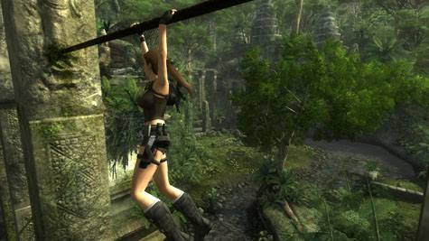 Review Tomb Raider: Underworld
