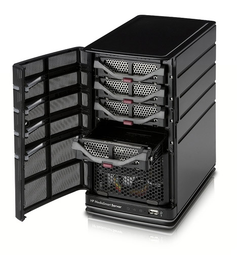 HP Mediasmart Server EX485 EX487