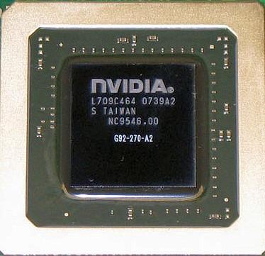 Nvidia G92