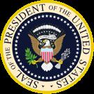 Zegel van de Amerikaanse president