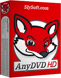 Anydvd HD box