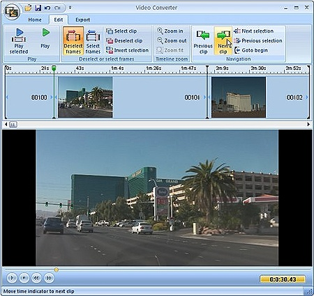 Extensoft Video Converter
