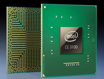 Intel CE3100 soc Canmore