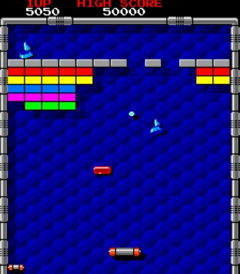 Arkanoid 2 screenshot (481 pix)