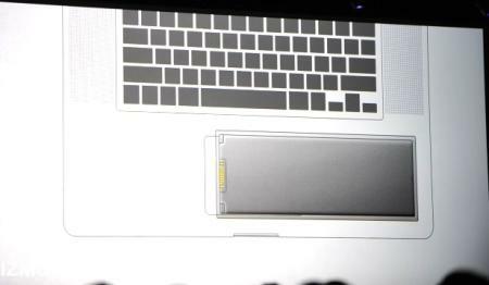 Macbook Pro niet-verwisselbare accu