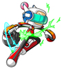 Bomberman 2 Art