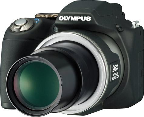 Olympus SP-590UZ superzoom