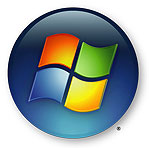 Windows 7 preview - Windows logo