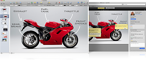 Apple iWork '09