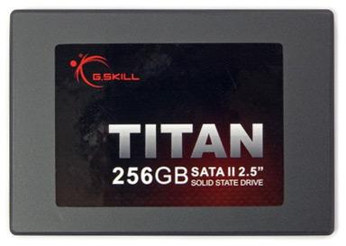 G.skill Titan 256GB-ssd