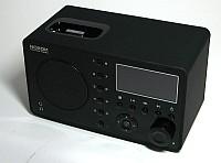 Noxon iRadio for iPod schuinboven