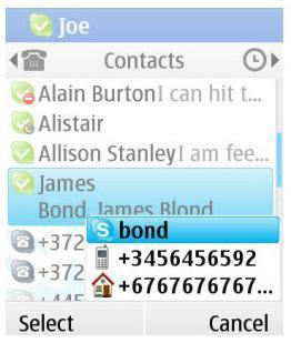 Skype Java-client