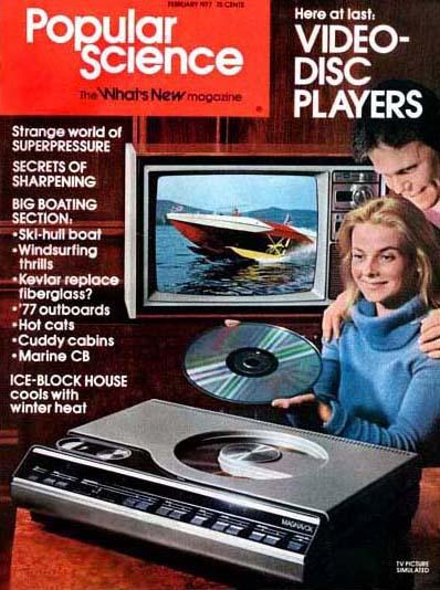 Eerste Laserdisc-speler