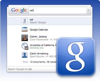 Google Quick Search Box for Mac
