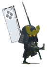 Mini Ninja art