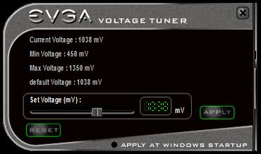 Voltage Tuner