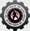 Logo Action Pants