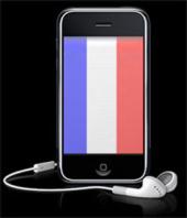 iPhone Frankrijk