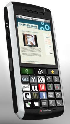 Mozilla-phone concept