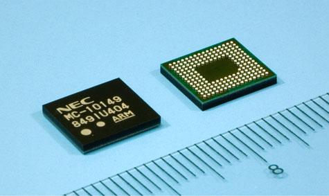 Nec CE143-camerachip