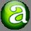 Acoo Browser logo (45 pix)