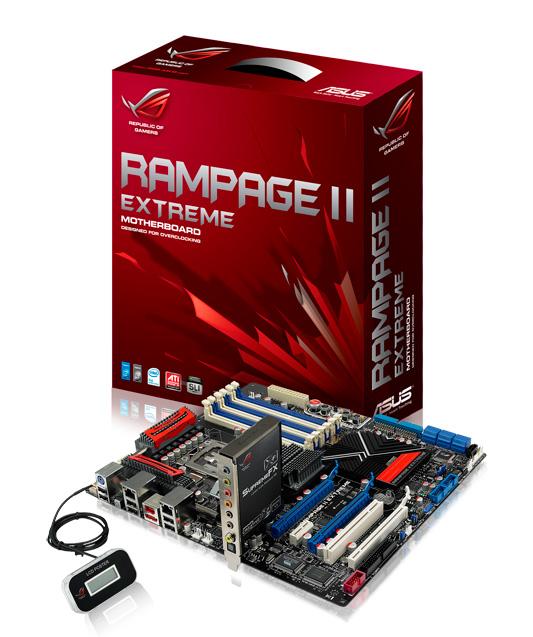 Rampge II Extreme box