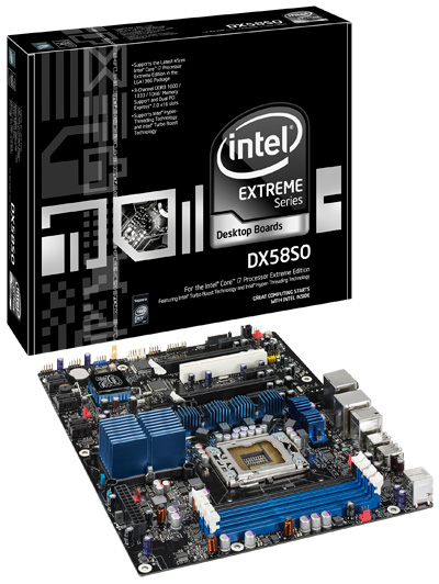 Intel DX58SO Smackover