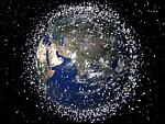 Aarde ruimteafval