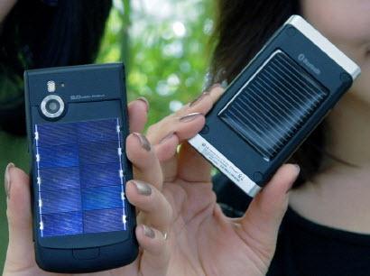LG Solarphones