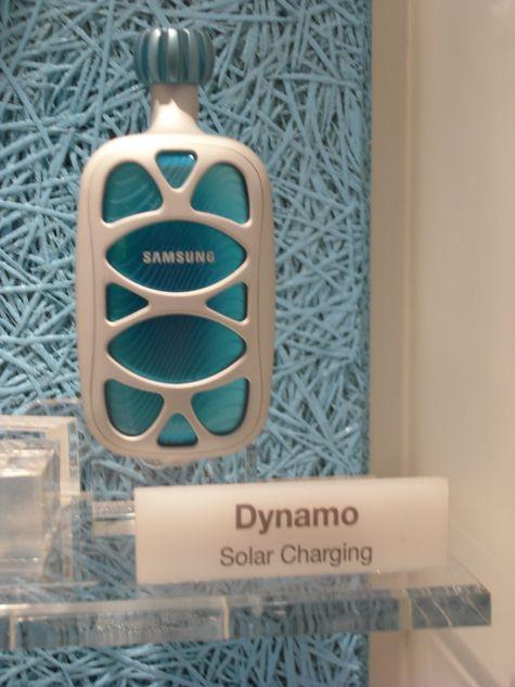 Samsung dynamolader