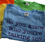 Internet Safety Act t-shirt