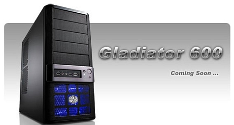 CM Gladiator 600