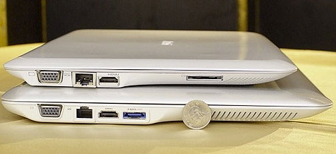 MSI X340 en X600