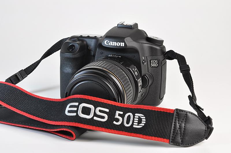 Canon Eos 50D - Review - Tweakers