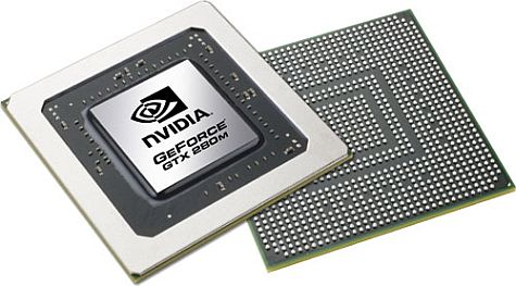 Nvidia GTX200M