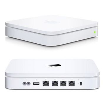 Apple AirPort Extreme en Time Capsule
