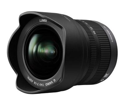 Panasonic Lumix G Vario 7-14mm f/4