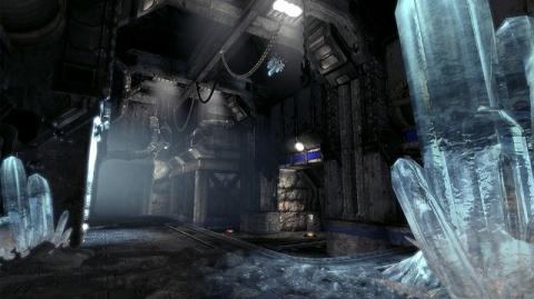 Unreal Tournament 3 - CTF-Shaft