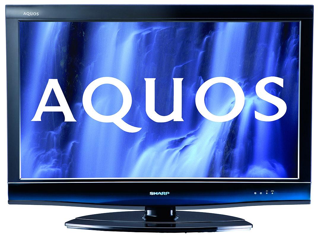 Sharp Introduceert Nieuwe Lcd Tvs