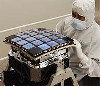 Photometer van de Kepler-ruimtetelescoop