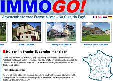 screenshot Immogo.com